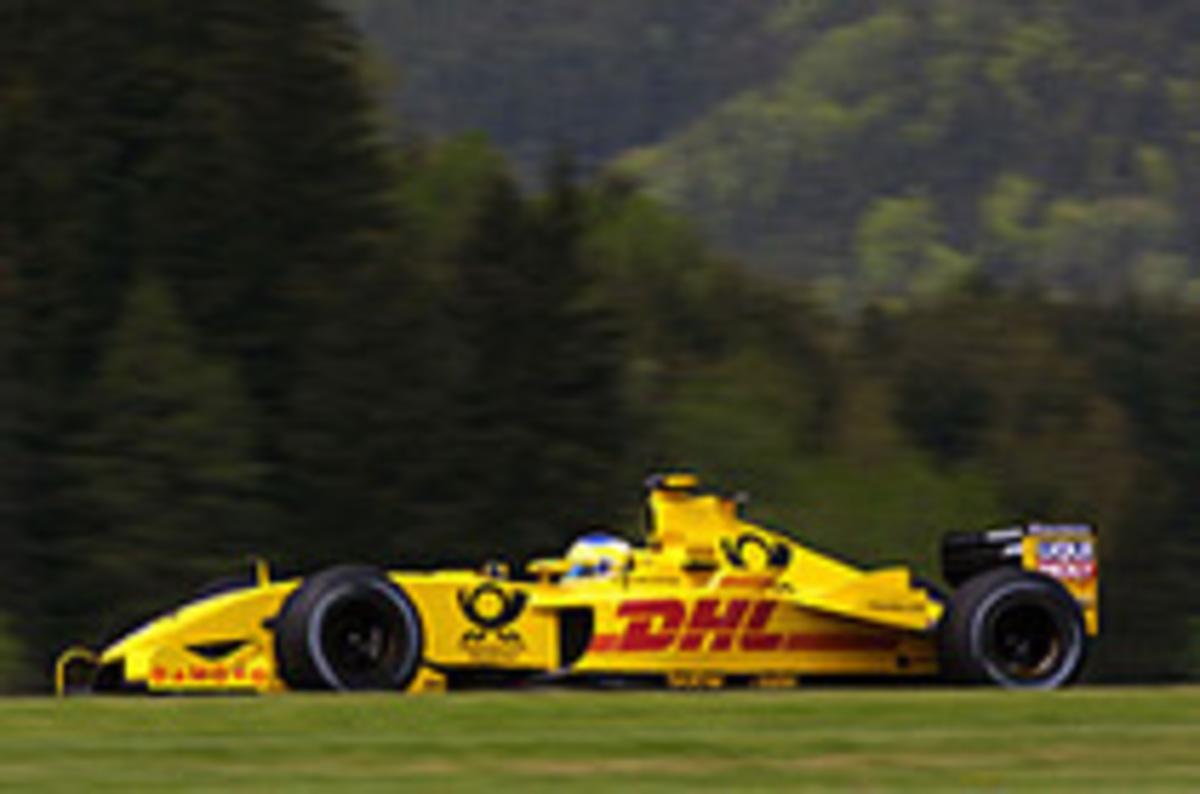 F1オーストリアGP、シューマッハ...