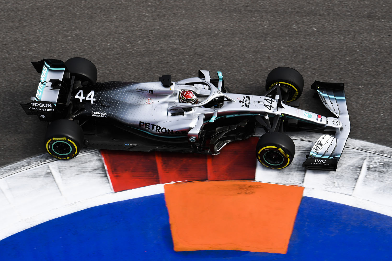 F1 2019 速報】第16戦ロシアGPでハミルトン9勝目 メルセデスは劣勢を ...