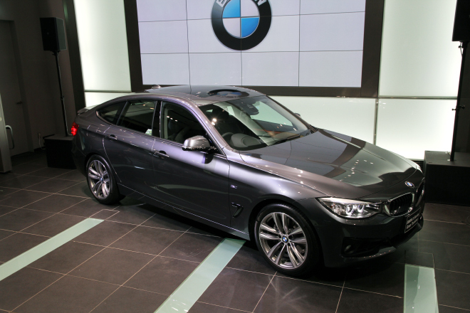 BMW bmw 3シリーズグランツーリスモ納車 : webcg.net