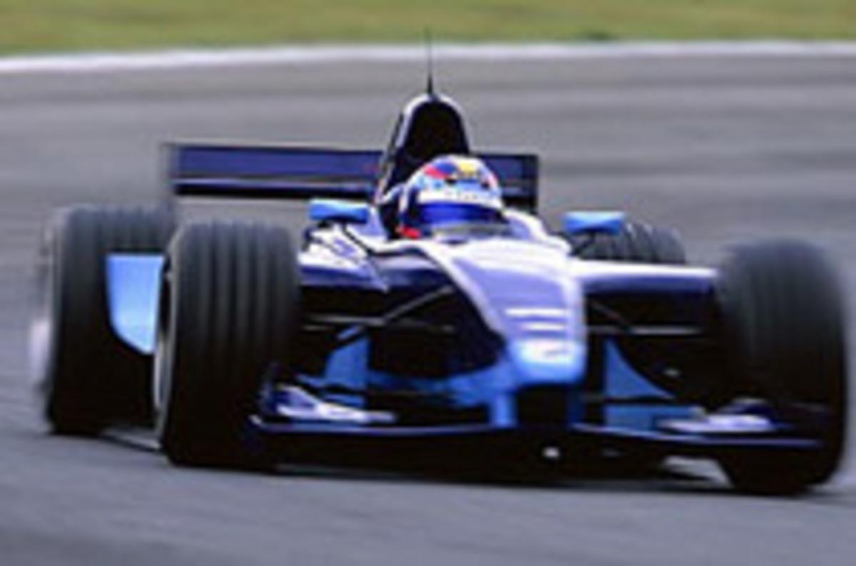 国際F3000改め「GP2」シリーズ、...