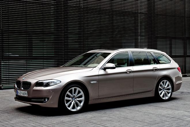 BMW・5シリーズの画像 p1_16