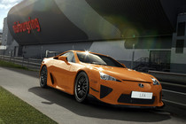 レクサス、「LFA Nurburgring Package」を展示