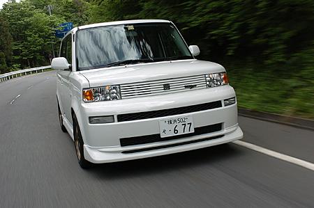 燃費 トヨタ bb