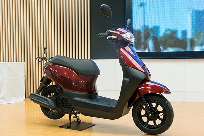 ホンダのスクーター、タクトが16年ぶりに復活 【ニュース】 - webCG