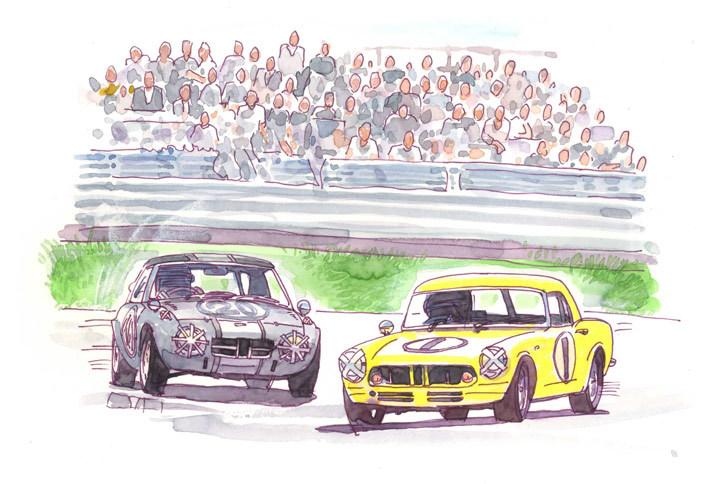 第11回:トヨタ・スポーツ800 vs ホンダS600 スポーツカーの哲学と浮谷東次郎の求めた理想 の画像