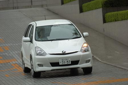 トヨタ・ウィッシュの画像 p1_5
